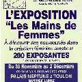 30 nov. au 2 déc. 2012 | Salon de mains de femmes à Toulon (83)