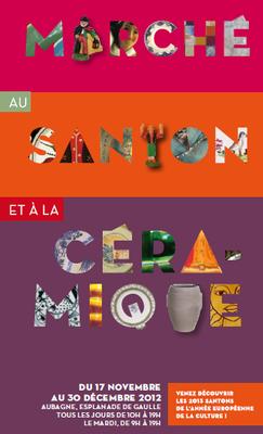 17 nov. au 30 déc. 2012   Marché aux santons et à la céramique à Aubagne (13)