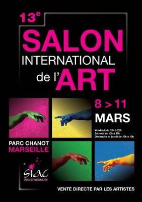 8 au 11 mars | 13ème Salon International de l'Art Contemporain à Marseille (13)