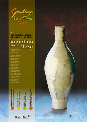 29 mars au 14 avril 2013 | Exposition du Printemps des Potiers à Bandol (83)