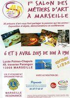 6 et 7 avril 2013 | 1er Salon des Métiers d'Art à Marseille (13)