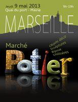 9 mai 2013 | Marché Potier à Marseille (13)