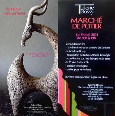 19 mai 2013 | Marché Potier à Gardanne (13)