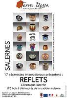 5 avril au 5 juillet 2013 | Exposition Reflets à Salernes (83)