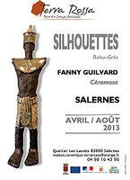 5 avril au 5 août 2013 | Exposition Silhouettes à Salernes (83)