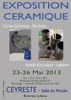 23 au 26 mai 2013 | Corinne Guironnet expose à Ceyreste (13)