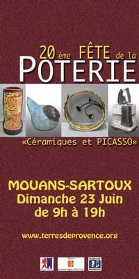 23 juin 2013 | Fête de la Poterie de Mouans-Sartoux (06)