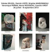 Du 26 juillet au 8 septembre 2013 | Exposition céramique Galerie 22 à Coustellet (84)
