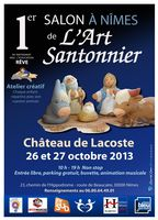 26 et 27 oct. 2013 | Salon de l'Art Santonnier à Nîmes