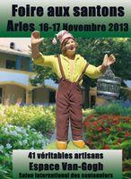 les 16 et 17 novembre 2013 | Foire aux santons en Arles (13)