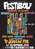 Dimanche 20 octobre 2013 | Festibol, 50 potiers, 5000 bols à Saint Jean de Fos (34)