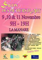 du 9 au 11 novembre 2013 | salon des métiers d'art à Saint Mître les Remparts (13)