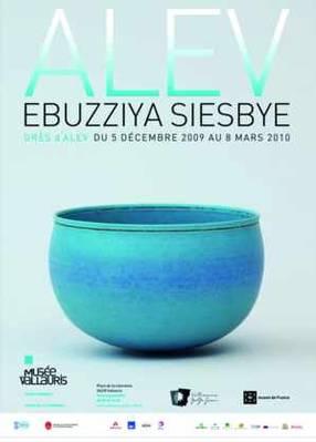Exposition le Grès d'Alev à Vallauris - jusqu'au 8 mars 2010