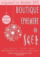 jusqu'au 31 décembre 2013 | Retrouvez Corine Guironnet, céramiste, à la Boutique éphémère