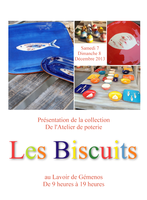 les 7 et 8 décembre 2013 | Découvrez les créations de Sylvie Perrotey au Lavoir de Gémenos