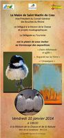 du 8 janvier au 3 mars 2014 | Exposition animalière en Camargue | Retrouvez Isabel de Gea