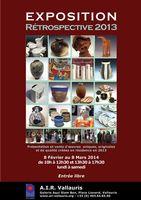 du 8 fév. au 8 mars 2014 | Rétrospective 2013 A.I.R. à Vallauris (06)