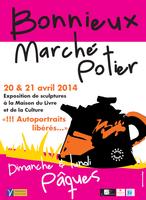 Les 20 et 21 avril 2014 | Marché potiers à Bonnieux (84)