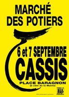 Le 6 et 7 sept. 2014 | Marché potiers de Cassis (13)