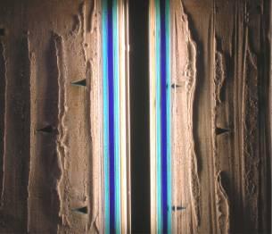 KALOSTRUCTURE : entre matière et lumière - du 23 Février au 9 Mars 2010