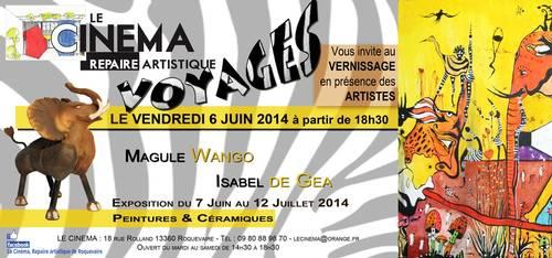 du 6 juin au 12 juillet 2014 | Exposition