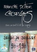 le 24 juillet 2014 | Marché potier de Chorges (05)