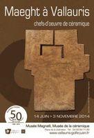 Jusqu'au 3 novembre 2014 | Expo Maeght à Vallauris (06)