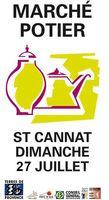 le 27 juillet 2014 | Marché potier à Saint-Cannat (13)