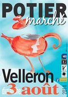 le 3 août 2014 | Marché potier de Velleron (84)
