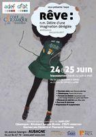 les 24 et 25 juin 2014 | Rêves | L'expo des apprenants de l'Ecole de Céramique de Provence ADEF-CFBT