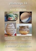 jusqu'au 28 juillet 2014 | Expo galerie la Mostra de l'Estela à Moustiers (04)