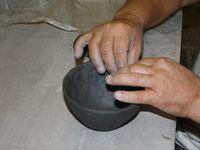 été 2014 | stages de poterie enfants/adultes avec Vanina de Nobili à Ollioules (83)