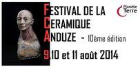du 9 au 11 août 2014 | Festival de la céramique à Anduze (30)