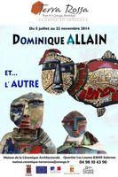 Jusqu'au 22 novembre 2014 | Expo D. Allain musée Terra Rossa à Salernes (83)