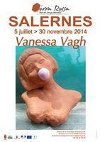 jusqu'au 30 novembre 2014 | Expo céramique V. Vagh au musée Terra Rossa à Salernes (83)