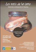 Jusqu'au 21 septembre 2014 | Expo Céramistes contemporains en Vaucluse | La Tour d'Aigues