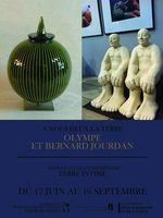 Jusqu'au 16 septembre 2014 | Expo A nous deux la terre | Olympe et Bernard Jourdan | Aubagne (13)