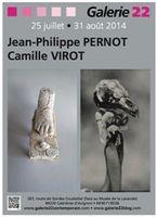 du 25 juillet au 31 août 2014 | Expo Camille Virot à la Galerie 22 | Coustellet (84)