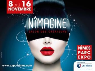 du 8 au 16 novembre 2014 | Nîmagine, 42ème salon des créateurs à Nîmes (30)