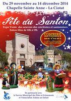 du 29 novembre au 14 décembre 2014 | Fête du santon à la Ciotat (13)