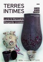 jusqu'au 30 novembre 2014 | Expo Terres intimes Lucie et Marouane | L'Argilla Galerie des arts de la terre à Aubagne (13)