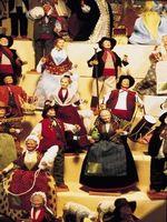 les 8 et 9 novembre | Foire aux santons à Fontvieille (13)