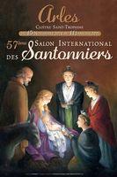 Salon International des Santonniers d'Arles (13) foire aux santons jusqu'au au 11 janvier 2015
