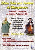 du 29 novembre au 7 décembre | Foire aux santons de Champtercier (04)