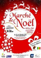 les 29 et 30 novembre 2014 | Espace créateurs et santonniers à la Halle de Gardanne (13)