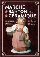 Marché au santon et à la céramique d'Aubagne (13) | Jusqu'au 31 décembre 2014