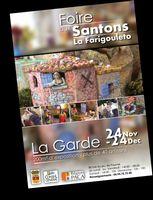 Foire aux santons de La Garde (83) | jusqu'au 24 décembre
