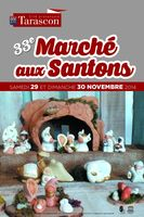 les 29 et 30 novembre 2014 | Marché aux santons de Tarascon (13)