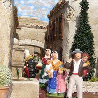 Marché aux santons de Carpentras (84) | jusqu'au 24 décembre 2014