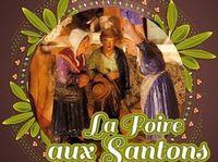 Foire aux santons à Aix en Provence (13) |  jusqu'au  31 décembre 2014